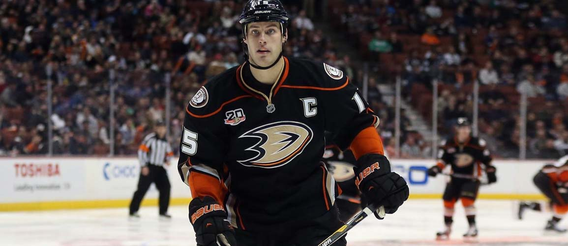 A.J. Sports World Private Signing - Ryan Getzlaf