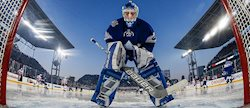 Frederik Andersen - A.J. Sports World Exclusive Athlete