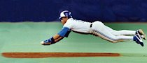 A.J. Sports World - Roberto Alomar - Toronto Sports Expo Signing
