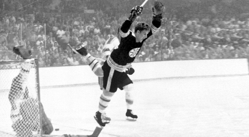 Bobby Orr - Private Signing