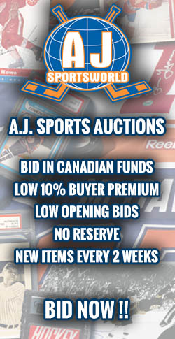 A.J. Auction Ad