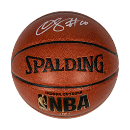 Autographed Basketball Memorabilia -  A.J. Sports World
