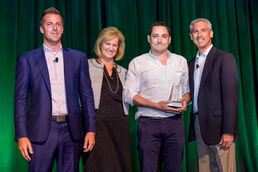 2015 Impact Award Winner