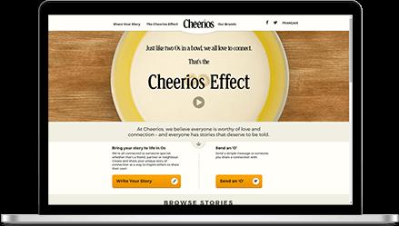 Cheerios Effect