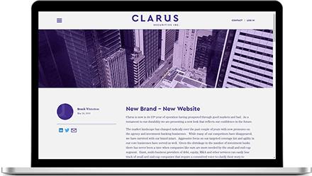 Clarus Securities