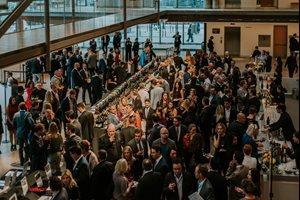 COC Fine Wine Auction, April 12, 2018, photo: Gaetz Photography