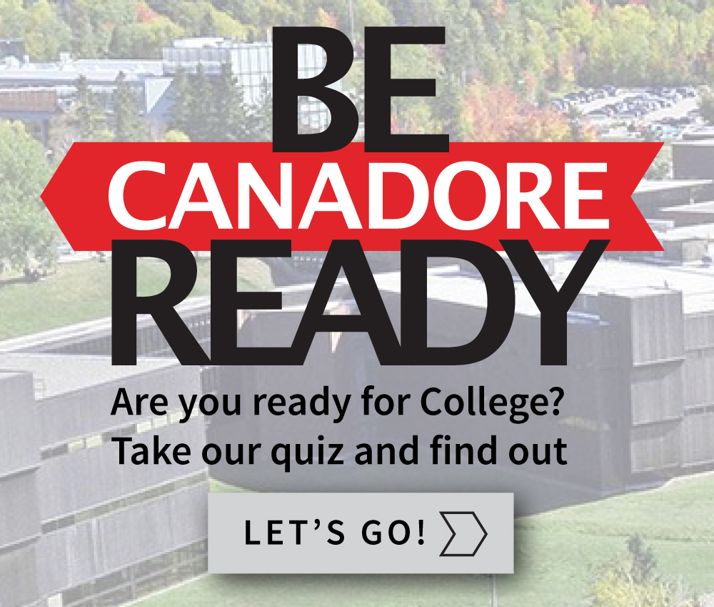 Be Canadore Ready