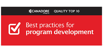 Best practices for program development