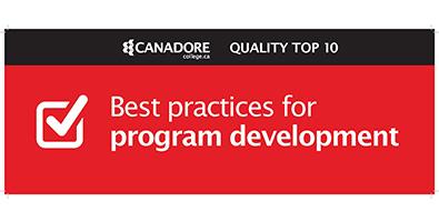 Best practices for program development