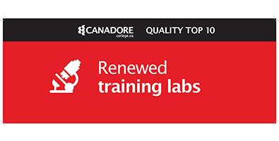 Renewed training labs