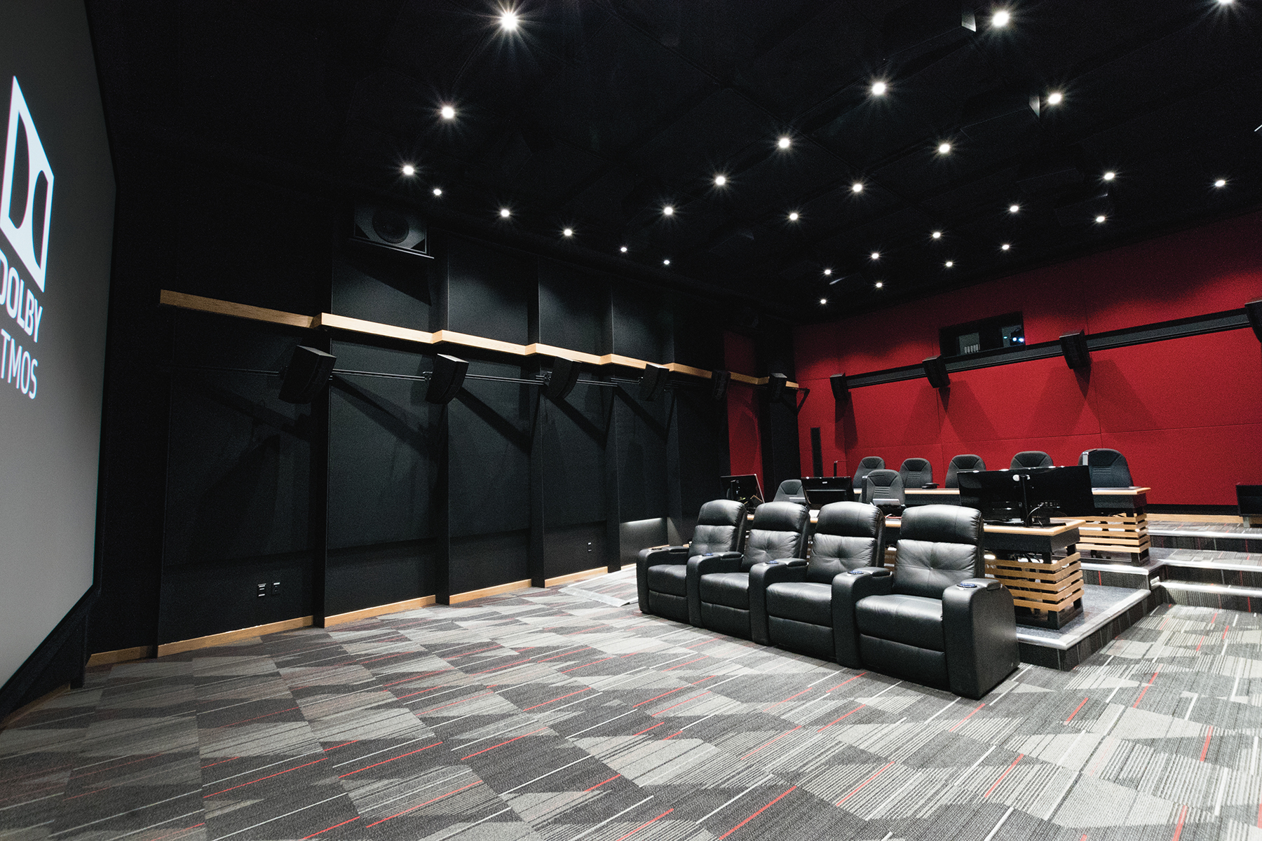 Atmos Theatre Seating