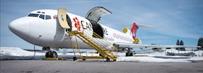 Big Cargo Airplane