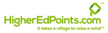 Higher Ed Points Logo