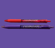 Purple or Red Kids Line Gel Point Pen