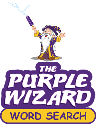 Purple Wizard Word Search!