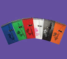 Kids Line Pen and Notepad Set