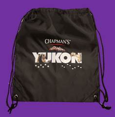 YUKON Nylon BackPack