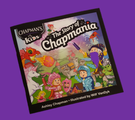 The Story of Chapmania (english only)