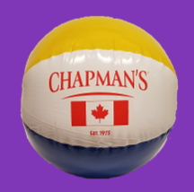 Chapman's Canadian Beach Ball