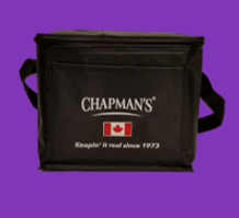 Chapman's Canadian Lunch Bag