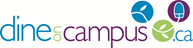 dine on campus logo