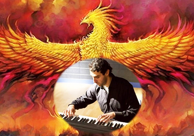 Phoenix Rising, created by Steven Atme.