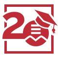20th Anniversary Special Logo Design
