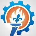 Logo Olympiades québécoises des métiers et des technologies