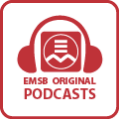 EMSB podcast logo