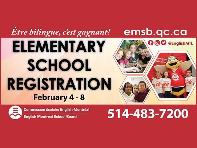 Elementary School Registration Week image