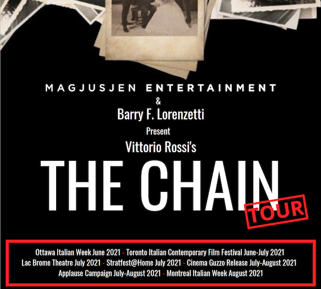 the chain poster