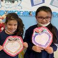 dante  school cute kindergarten students