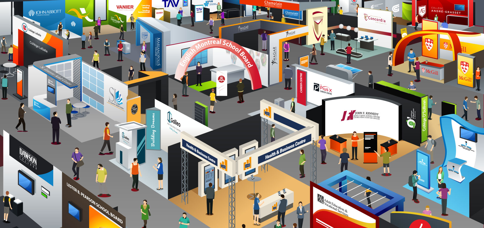 EMSB Education Virtual Fair