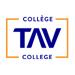 TAV College logo