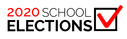 2020 School Elections Logo