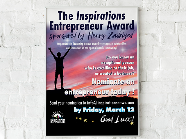 The Inspirations Entrepreneurial Award