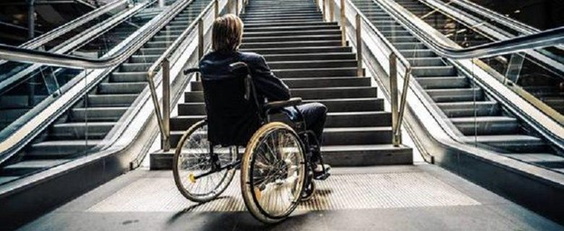 Removing barriers to accessibility opens doors to all.