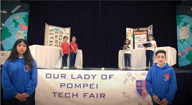 Our Lady of Pompei Tech Fair 2021