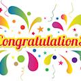 Congratulations Ms. Vicki!