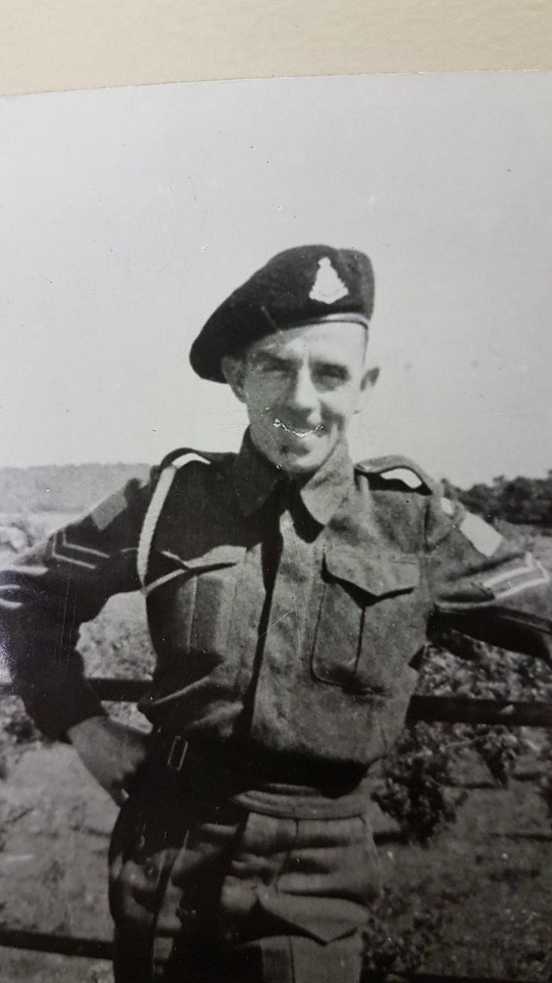 Bradley, Frederick William