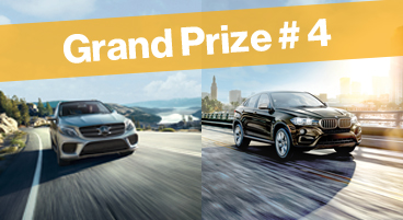 W19 - Grand Prize #4 Winner - Luxury Cars or $100,000 Cash