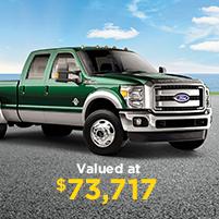 Valued at $73,717