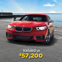 Grand Prize #4 valued at $57,200