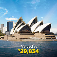 Grand Prize #6 valued at $29,834