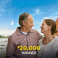 Grand Prize #7 valued at $20,000