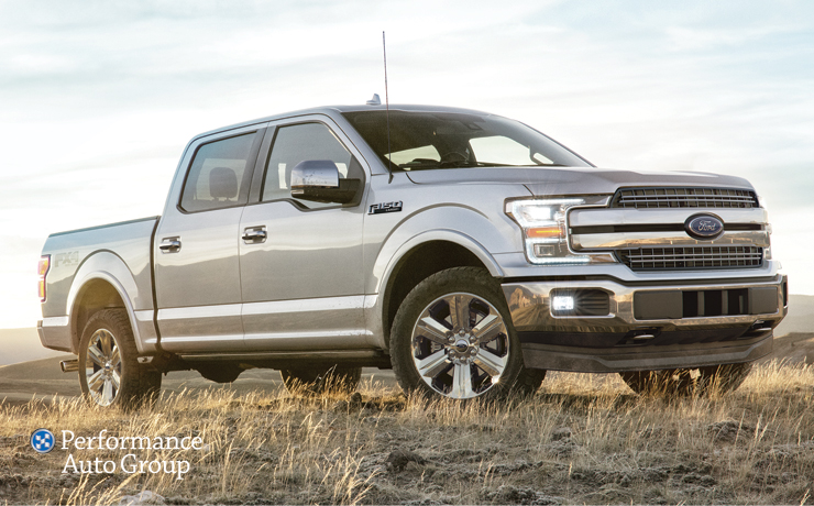 2018 Ford F150 Limited EcoBoost