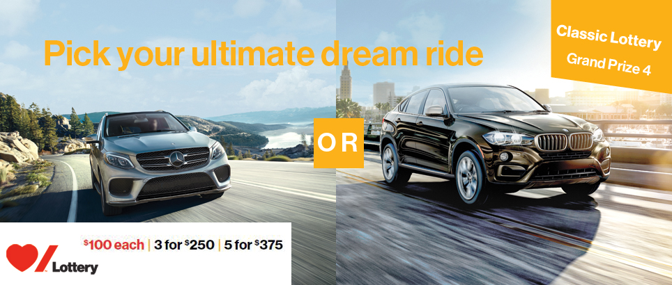 Mercedes-Benz GLE 43 AMG or BMW X6 xDrive351 or $100,000!