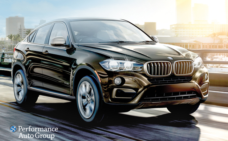 Win a 2018 BMW X6 xDrive251