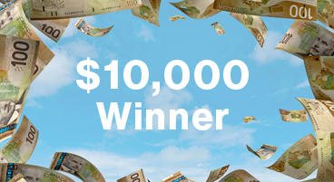 Loyalty Prize Winner $10,000