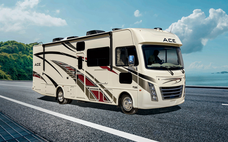 Win a Thor ACE 30.3 RV